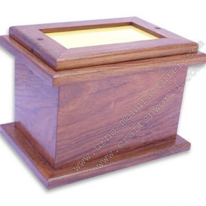 top photo frame wooden human urn