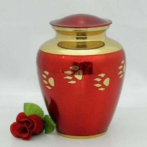 Brass Pet Urns
