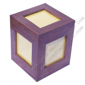 Shisham Wood Five Photo Frame Pet Urns