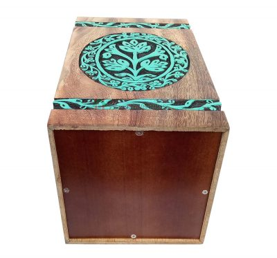 You can shop our more Wooden Urns For Human Ashes from Click Here.