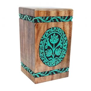 wooden urns for ashes, wood burial urns, urns for father