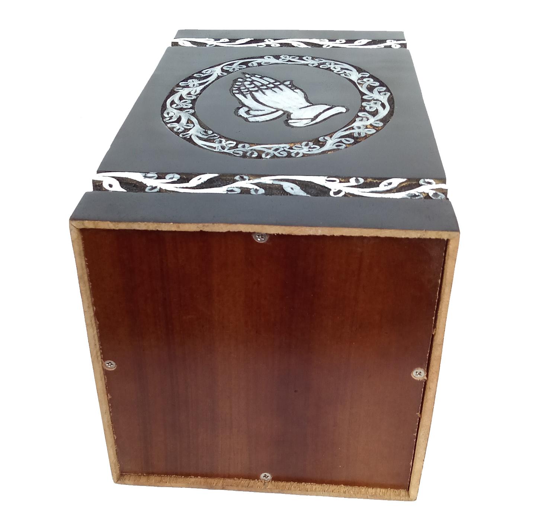 Memorials Urns For Human Ashes Decorative Keepsake Wood Box