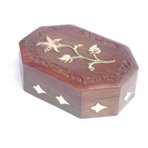 Fashion Accessories Box - Storage Box, Wooden Boxes for Fashion Jewellery