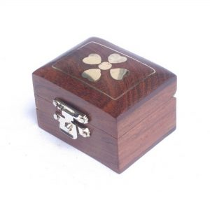Fashion Accessories Wood Box - Storage Box, Wooden Boxes for Fashion Jewellery