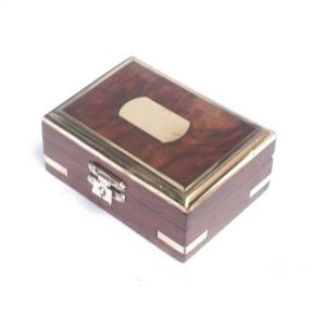 Fashion Jewelry Classic Wood Box - Jewellery Storage Boxes with Large Size