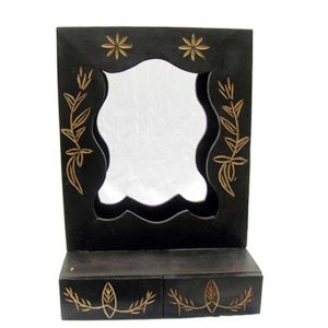 Decorative Mirror and Photo Frame- Picture Frame for Family Photos & College Photos